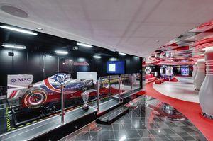 cruise formula one simulator