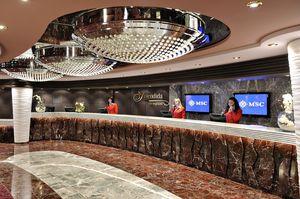 cruise facilities