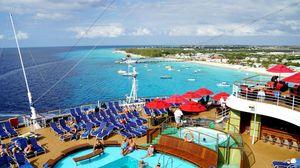 cruise pool