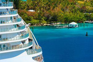 exotic cruise panorama