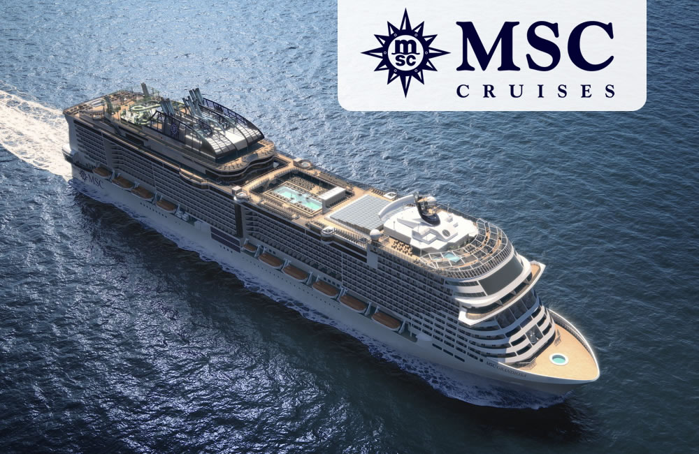 MSC Grandiosa se apropie de lansare | Cruiseget.com